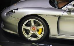 Porsche Carrera GT Royalty Free Stock Photo
