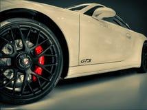 Porsche Carrera 911 GTS imágenes de archivo libres de regalías
