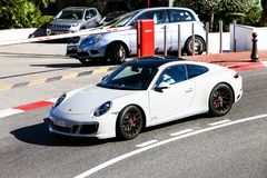 Porsche 911 Carrera GTS stockbild