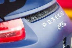 Porsche Carrera kopp Asien, pang Saen 2017 Arkivbilder
