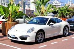 Porsche 991 911 Carrera Royalty Free Stock Photo