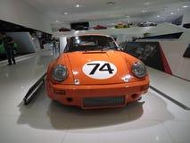 Porsche 911 Carrera RSR 3 Μπροστινή όψη Στοκ Εικόνες