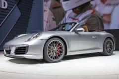 2016 Porsche 911 Carrera S Royalty-vrije Stock Foto
