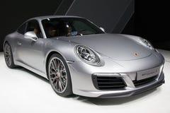 Porsche 2016 911 Carrera S Fotografering för Bildbyråer