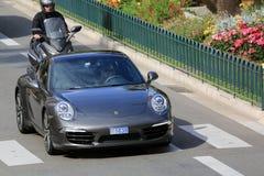 Porsche 911 carrera s Arkivbilder