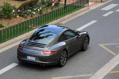 Porsche 911 carrera s Arkivfoto