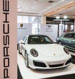 Porsche 911 carrera s Royaltyfri Foto