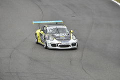Porsche Carrera-Schale Monza ( Matteo Cairoli ) Stockfotografie