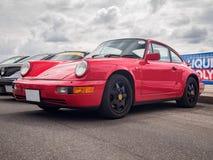 Porsche 911 964 Carrera 4 royalty-vrije stock fotografie
