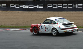 Porsche carro de 964 copos Fotos de Stock