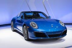 Porsche 911 Carrrera 4S Stock Images
