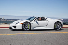 Porsche 918 Royalty Free Stock Photography