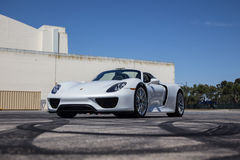 Porsche 918 Royalty Free Stock Image