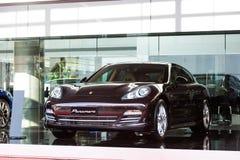 Porsche cars for sale Royalty Free Stock Photos