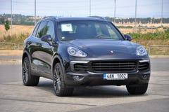 Porsche Cayenne Photo libre de droits