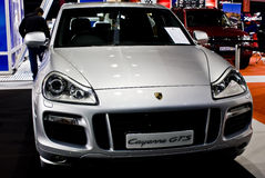 Porsche Cayenne GTS - Luxury SUV - MPH Stock Photo