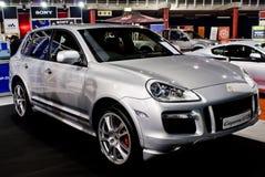 Porsche Cayenne - Luxury SUV - MPH Stock Photo