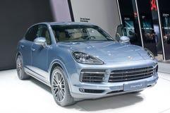 Porsche Cayenne S arkivfoton