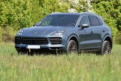 Porsche Cayenne S imagens de stock royalty free