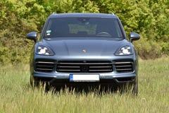 Porsche Cayenne S imagem de stock royalty free