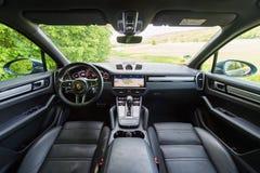 Porsche Cayenne S imagens de stock