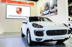 Porsche Cayenne Se-Hybrid Royalty Free Stock Photo