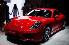 Porsche Cayenne Stock Image