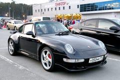 Porsche 911 993 Stock Photo