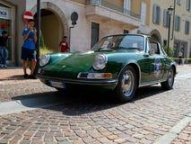 Porsche 911 at circuito di Zingonia 2014 Royalty Free Stock Photo