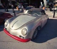 Porsche clássico 911 em uma feira automóvel Imagem de Stock Royalty Free