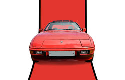 Porsche 944 Royalty Free Stock Photos