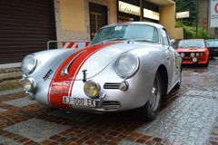 Porsche 356 Royalty Free Stock Images