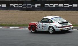 Porsche coche de 964 tazas Fotos de archivo