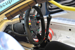 Porsche Cockpit Stock Photos