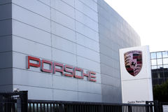 Porsche Company Stock Photography