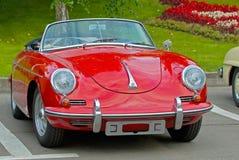 Porsche-Convertible-D-1958 is on display Stock Photo