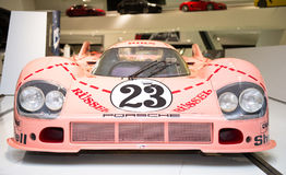 Porsche 917/20 Coupe. At Porsche Museum Royalty Free Stock Photography