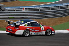 Porsche Cup Royalty Free Stock Images