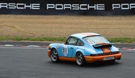 Porsche 964 Cup Car Royalty Free Stock Photos