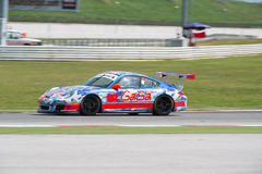PORSCHE 997 CUP GTC RACE CAR Stock Photography
