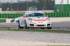 PORSCHE 997 CUP GTC RACE CAR Stock Image
