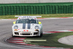 PORSCHE 997 CUP GTC RACE CAR Royalty Free Stock Photography