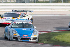 PORSCHE 997 CUP GTC RACE CAR Stock Photos