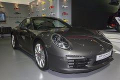 Porsche 911 de Auto van Carrera S Stock Foto's