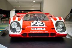 Porsche 917 de Coupé van KH Royalty-vrije Stock Afbeelding