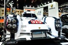 Porsche DMG MORI Stock Photo