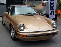 Porsche 912 E Photos stock