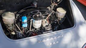 Porsche 1600 engine Royalty Free Stock Photography