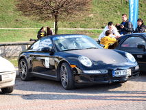 Porsche Fans Convention 2012 Royalty Free Stock Photography