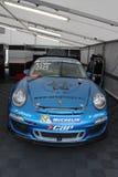 Porsche filiżanka w Niemcy Obrazy Royalty Free